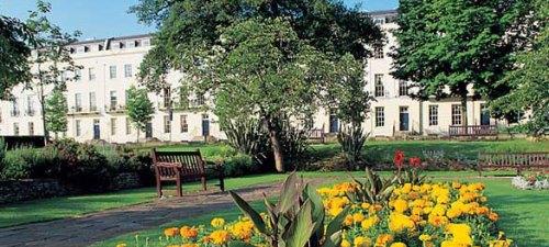 Cheltenham's Imperial Gardens