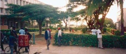 Cheltenham Park in Kisumu, Kenya