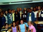 Twinning visit to Cheltenham Pennsylvania 2005