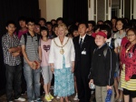 Twinning visit by Weihai to Cheltenham July 2010